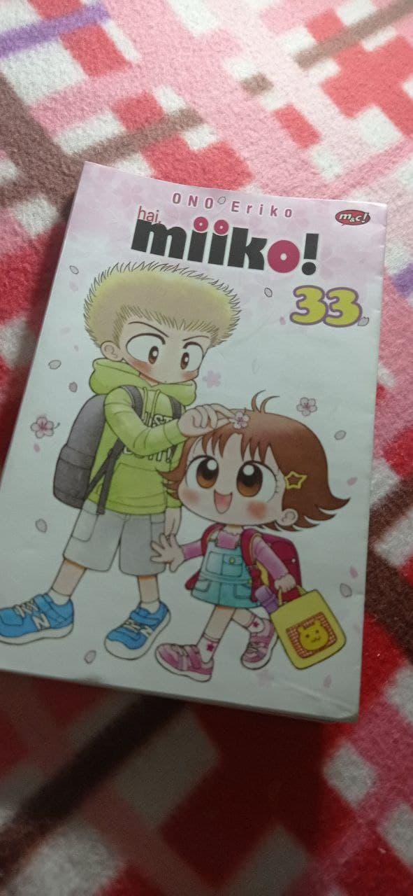 Hai Miiko!