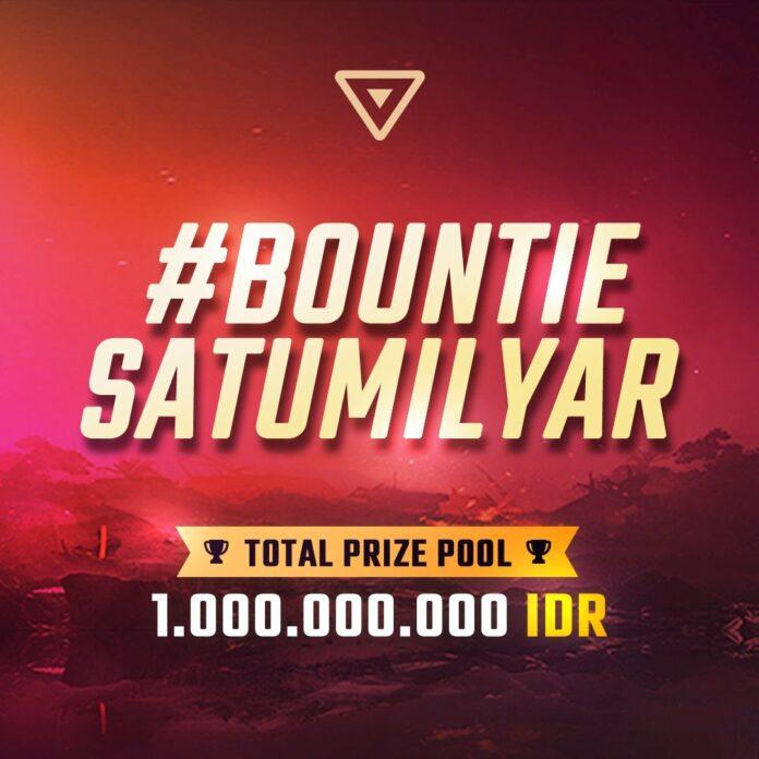 #BountieSatuMilyar