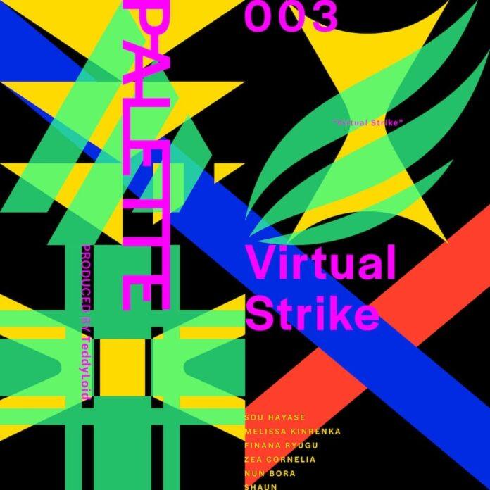 """PALETTE """"Virtual Strike"""""""