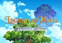 Legend of Mana: The Teardrop Crystal