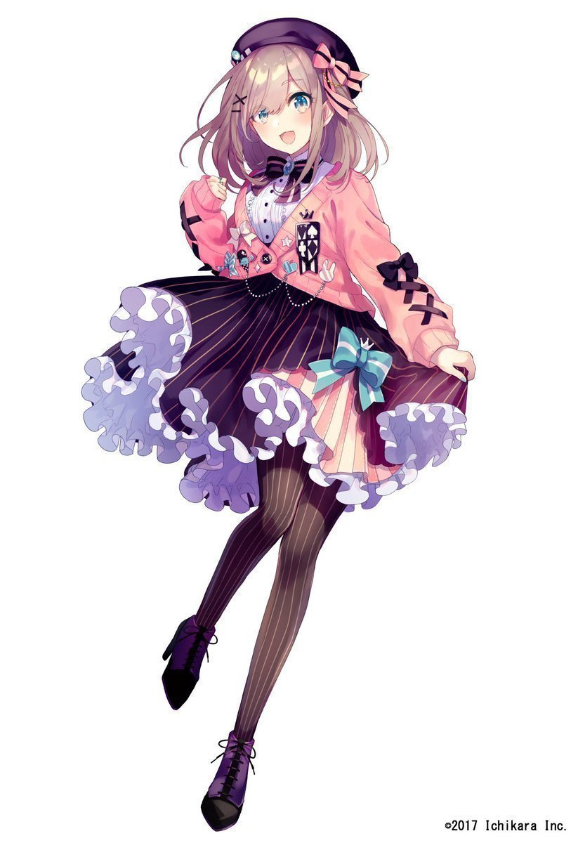 suzuhara lulu nijisanji