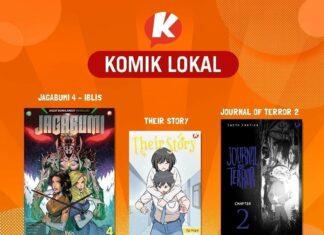 komik indonesia best seller
