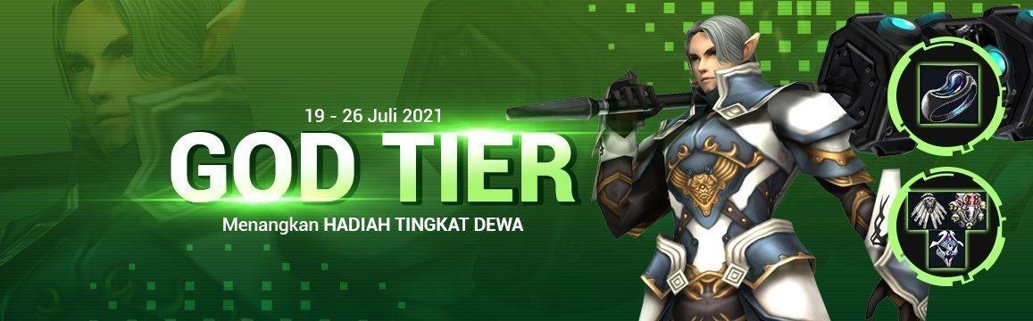 Jadilah bagian dari Patriot God Tier RF Online: Remastered Indonesia!