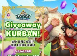 giveaway kurban