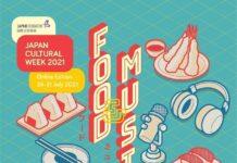 Japan Cultural Weeks 2021: Food & Music
