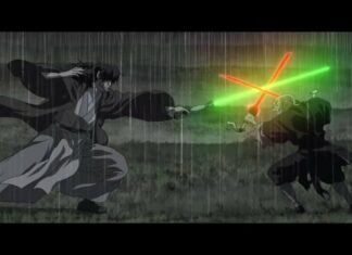 anime star wars vision
