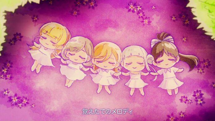 anime Love Live! Superstar!!