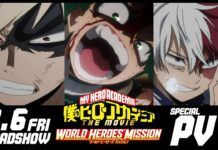 Boku no Hero Academia THE MOVIE World Heroes' Mission