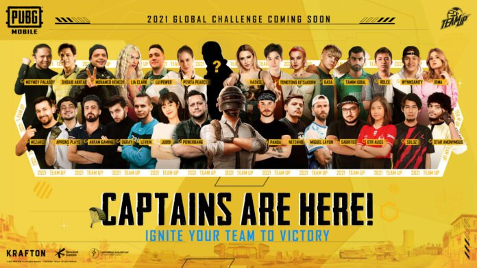 Team Up Challenge 2021