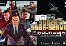 GTA V Super Star Server Indonesia