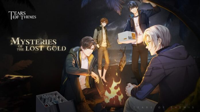 mysteries of the lost gold