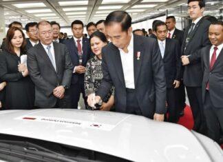 pasar mobil Indonesia