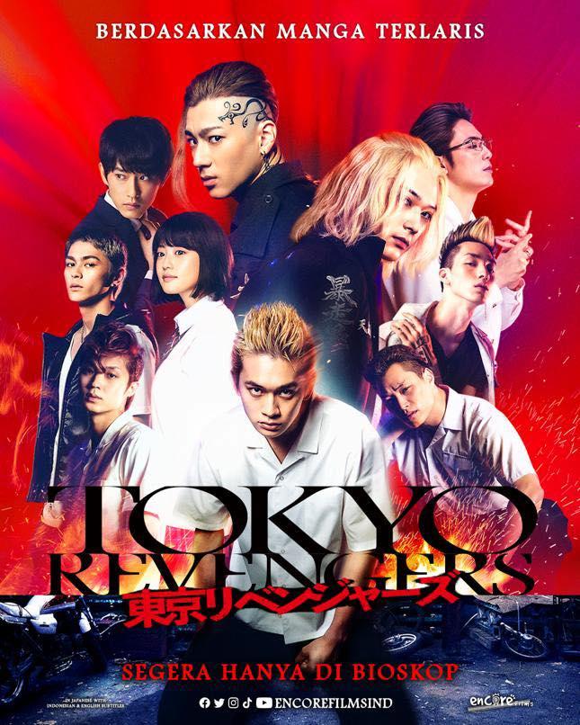 live action tokyo revengers