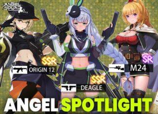 Angel Spotlight