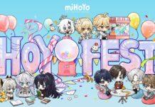 mihoyo hoyo-fest