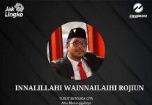 Berita duka cita Direktur Utama PT Transjakarta