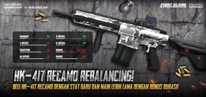 HK-417 Recamo